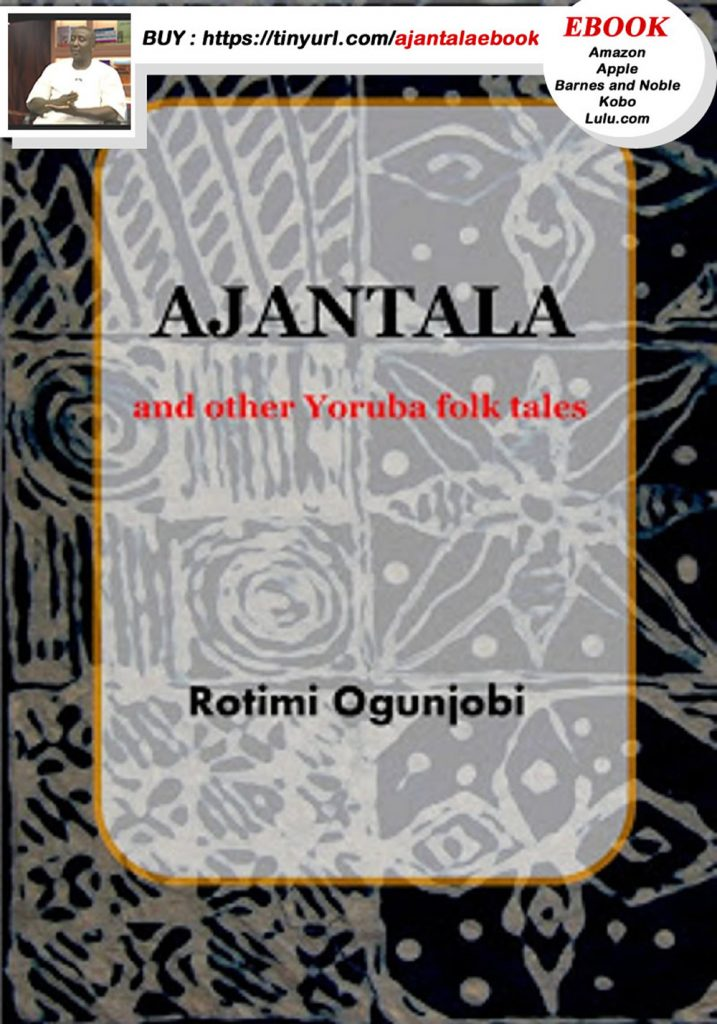 Ajantala and other Yoruba Folktales 1