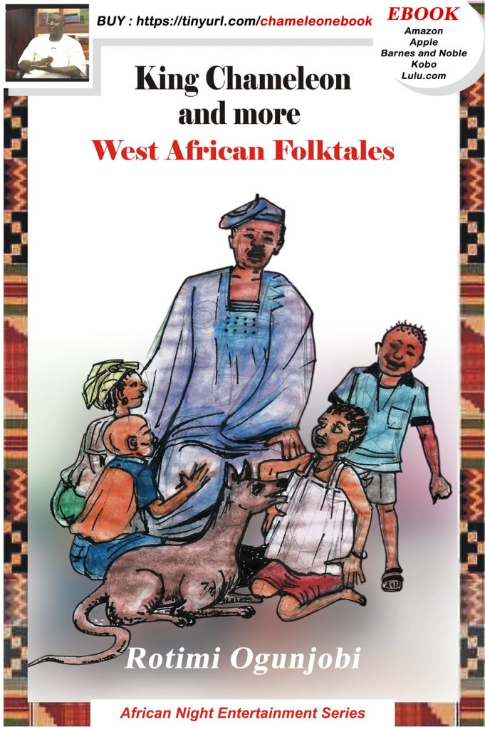 King Chameleon and other West African Folktales 1
