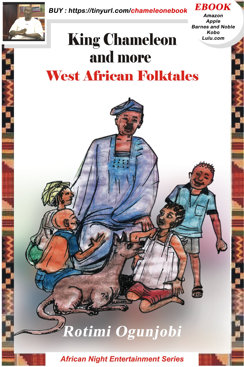 King Chameleon and other West African Folktales 2