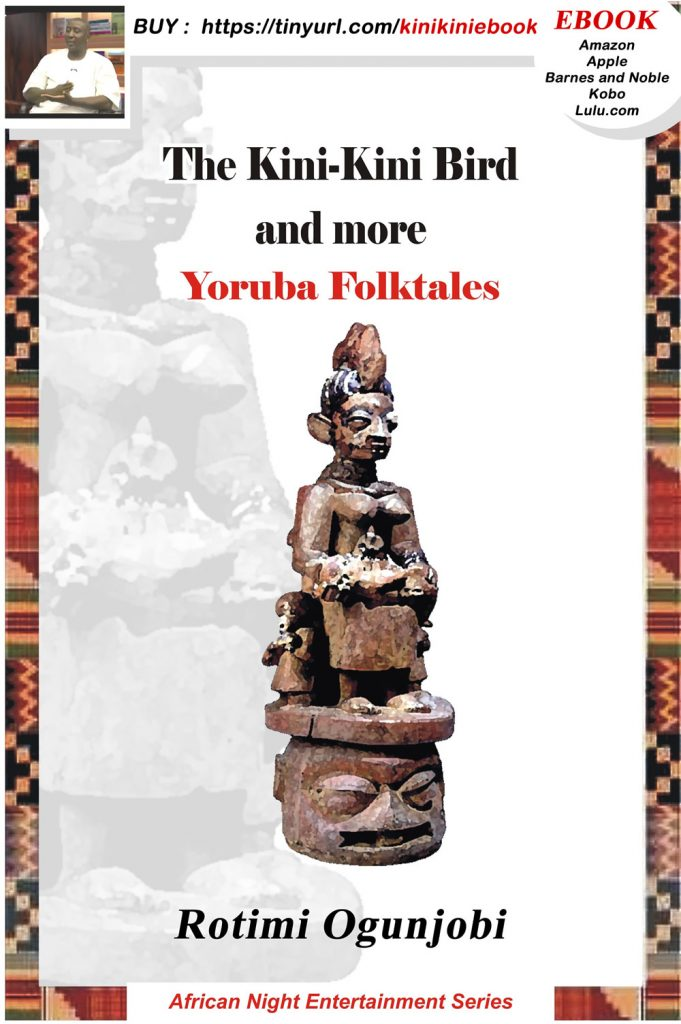 The Kinikini Bird and more Yoruba Folktales 1