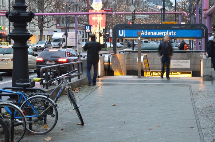 23 December - Adenauerplatz 1