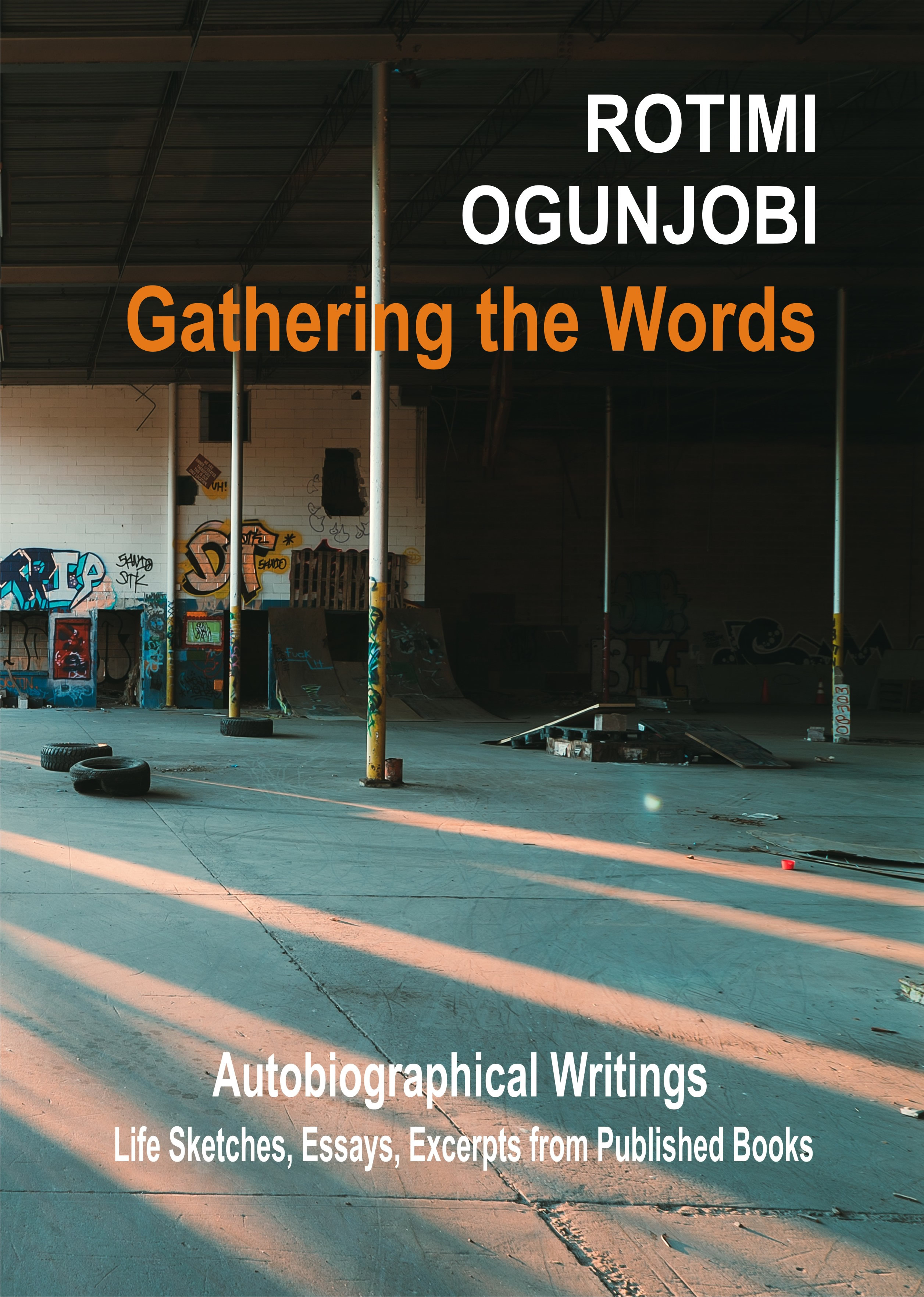 Gathering the Words - book description 1
