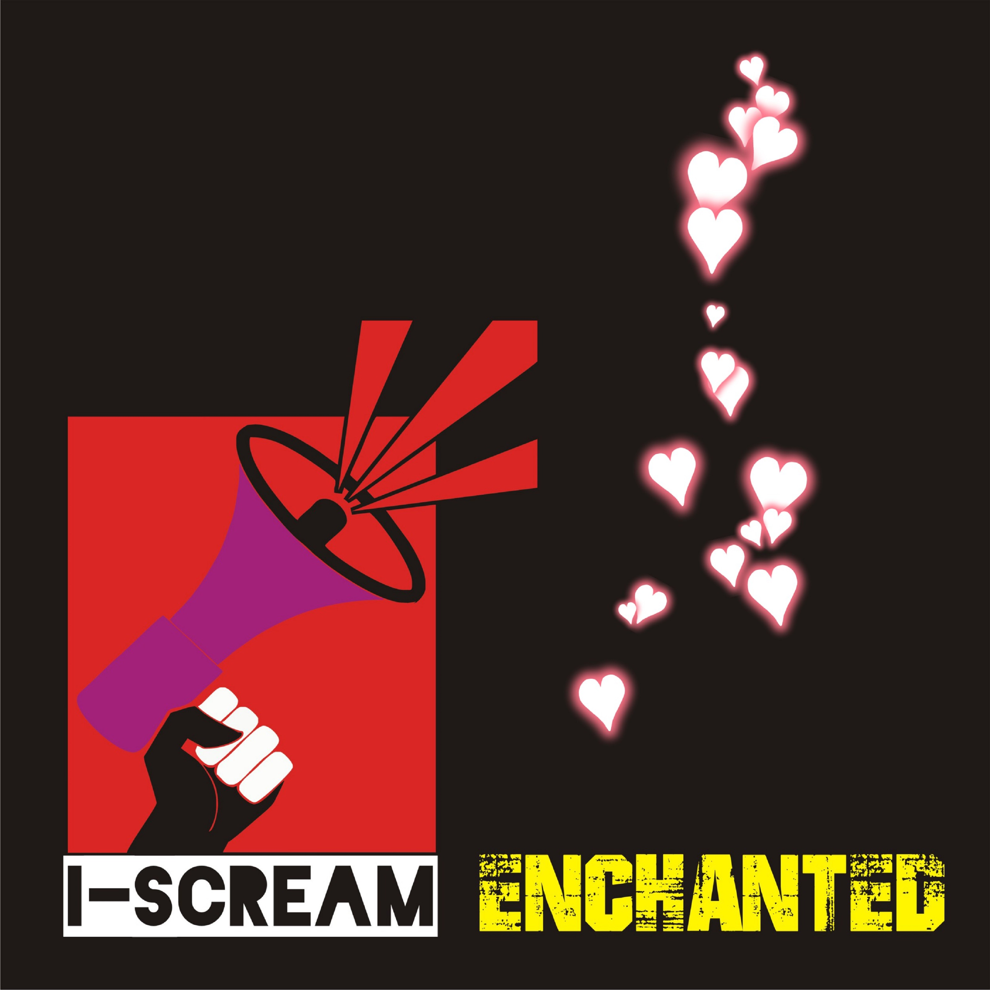 enchanted by i-scream